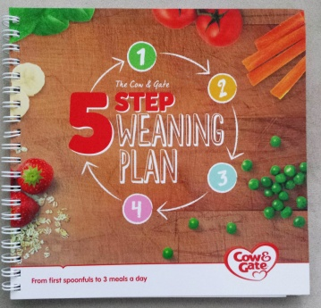 Cow and Gate Weaning planner